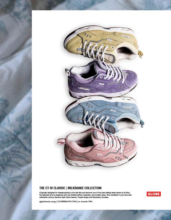 97 Globe shoes