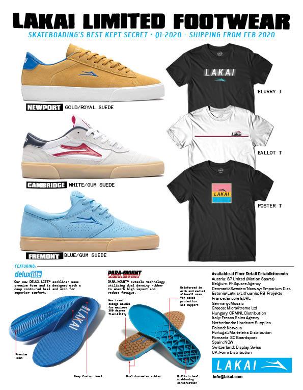 97 Lakai shoes