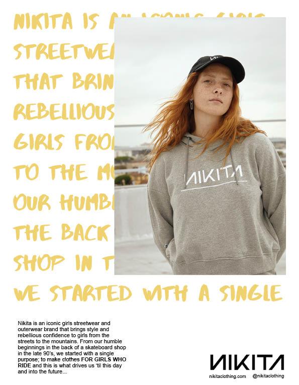 97 Nikita womens streetwear