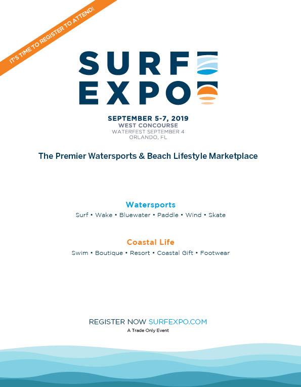 97 Surfexpo show