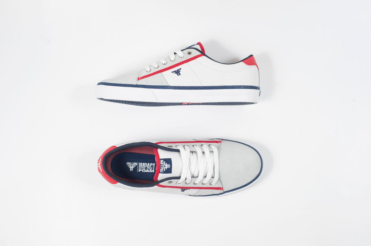Fallen SS20 Skate Shoe Preview