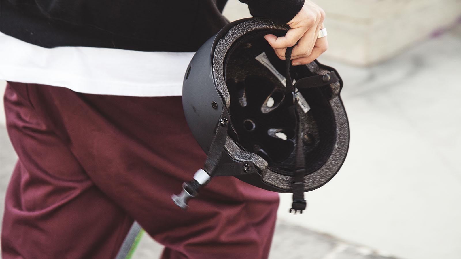 Sandbox Helmets SS20 Skate Helmet & Protection Preview