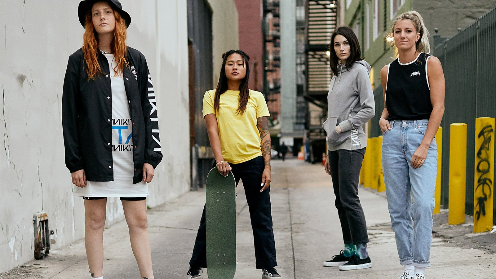 Nikita SS20 Women's Streetwear Preview