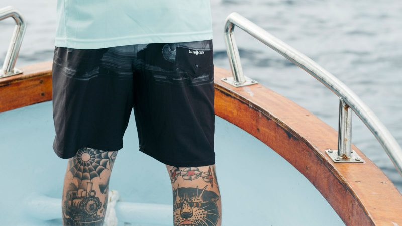 Salty Crew SS20 Boardshorts Preview