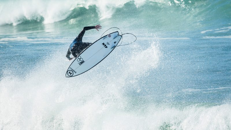 World Surf League Surf de Nuit Deeply Pro Anglet Red Bull Airborne Qualifier