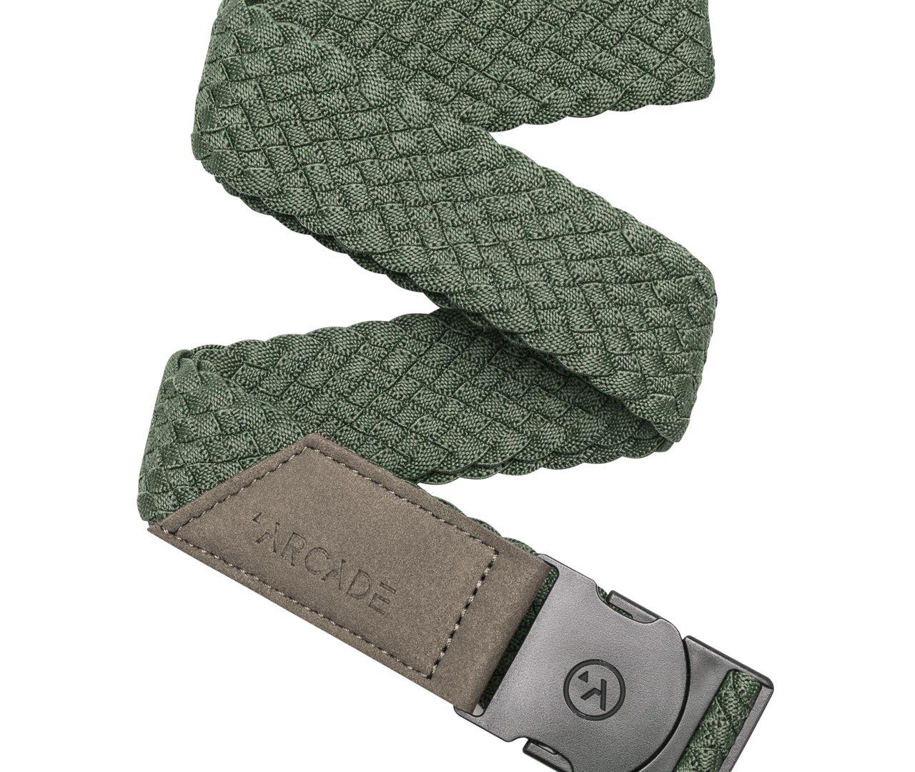 Arcade Belts Vapor Belt Green Products