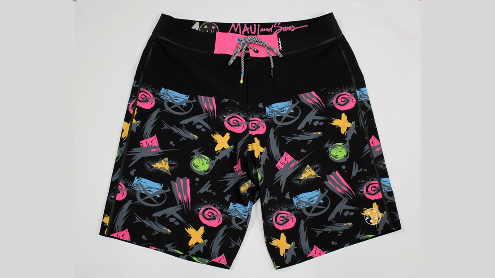 Maui and Sons SS20 Boardshorts Preview