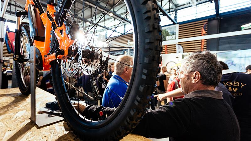 Sport-Achat Bikexpo Summer Lyon B2B Venue Sports Industry Event