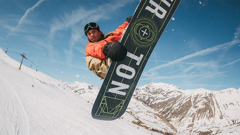 Burton Snowboards Switzerland Stores New Management