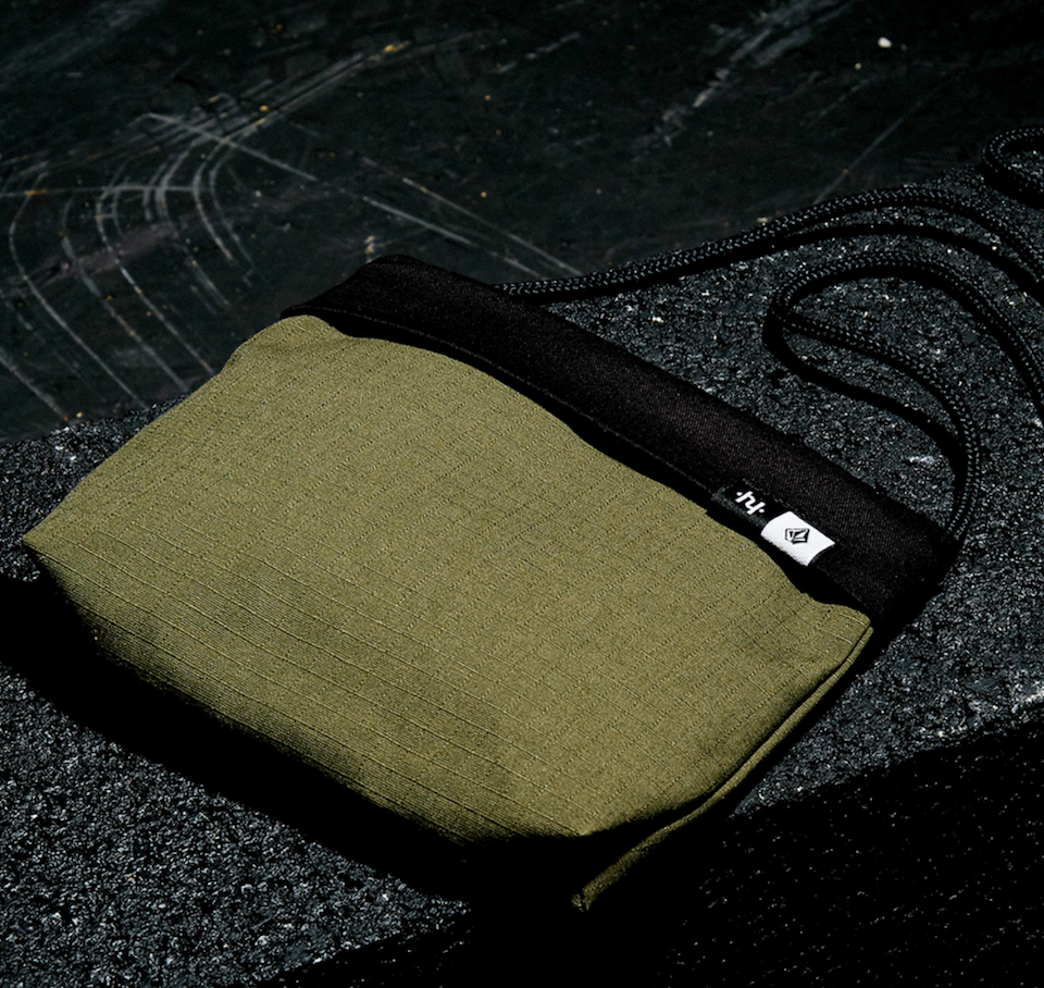 Volcom Abandoned Playground Collection 2 Skate Urban 90s Fashion Military Sportswear