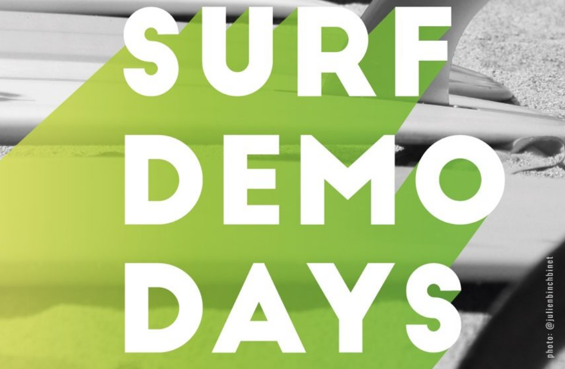 Surf demo days France