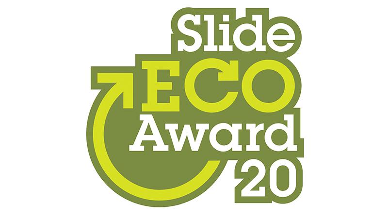 Slide Tradeshow SIGB Snowsport Industries of Great Britain 2020 Rare Management Slide Awards Eco Fresh Brand Award