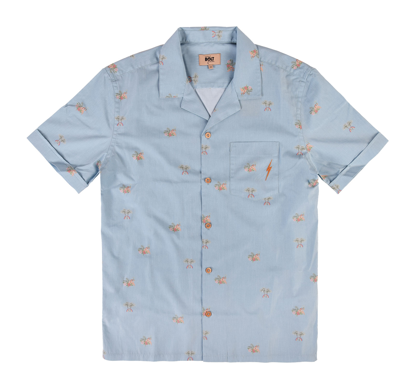 Lightning Bolt SS20 Men's Surf Apparel