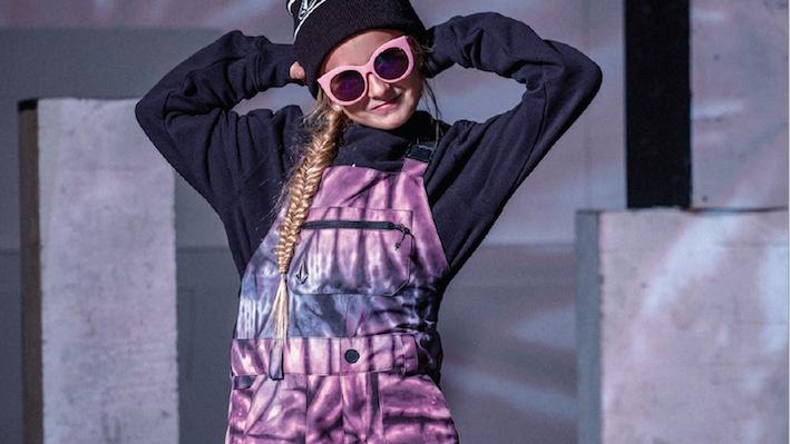 Volcom FW19/20 Women's Outerwear