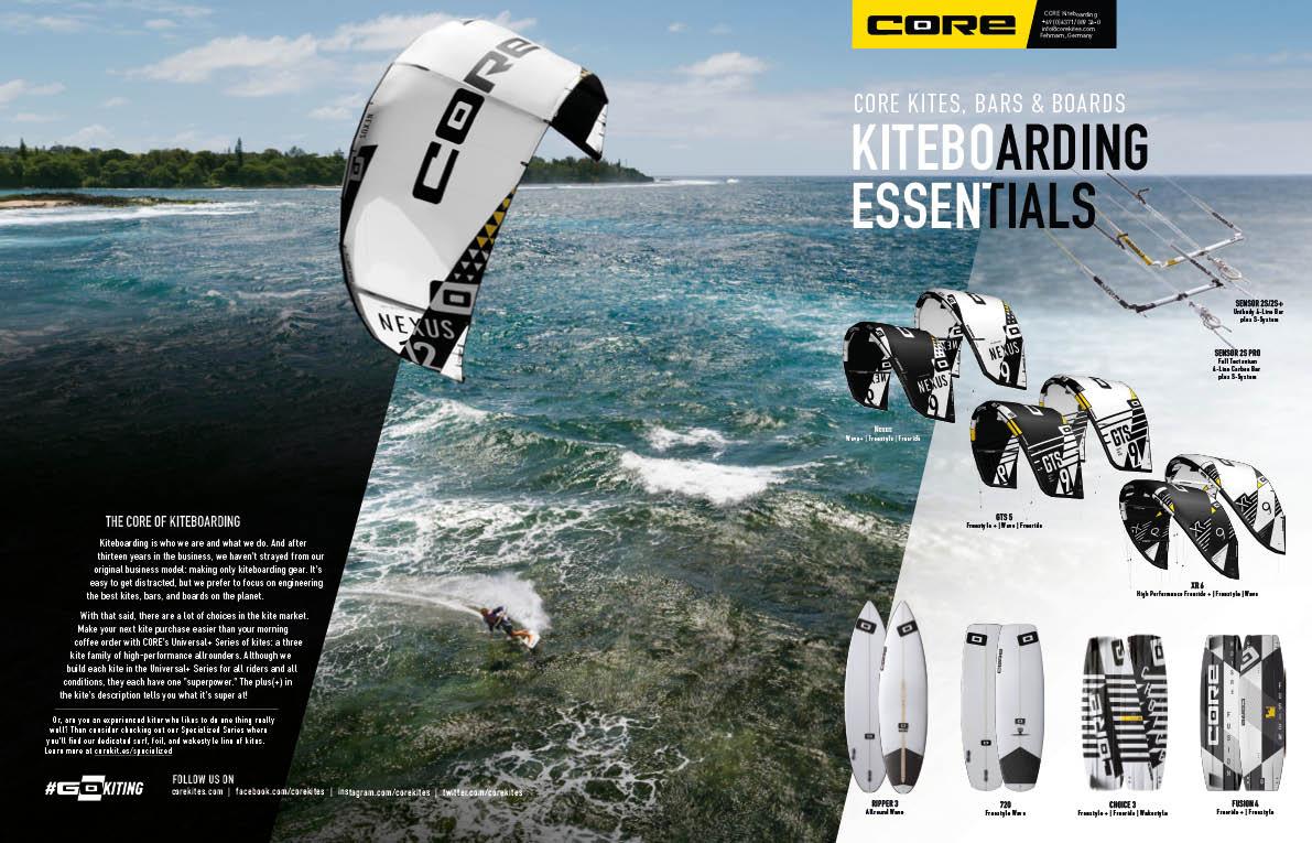 98 Core Kitesurfing