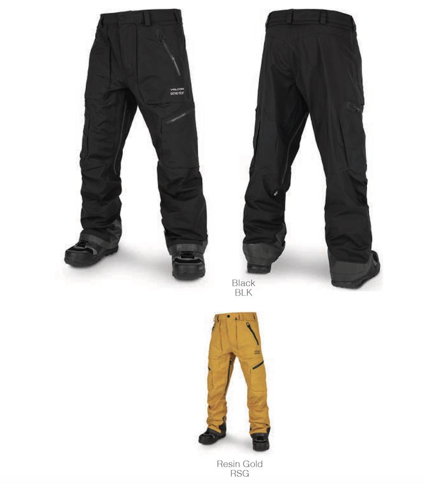 Volcom FW19/20 Men's Outerwear