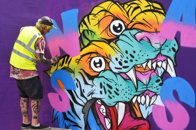 NASS Street Art