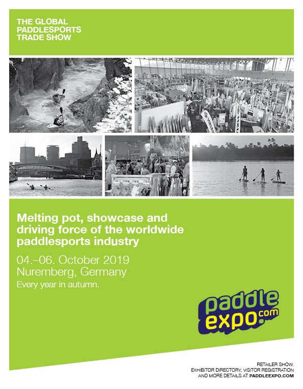 98 Paddle Expo show