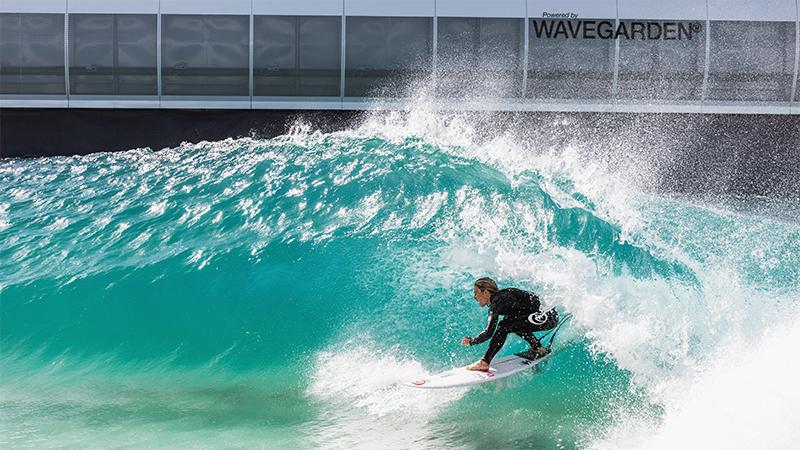 Wavegarden Cove Urbnsurf Melbourne Surfing