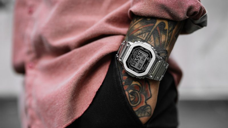 G-SHOCK SS20 Watches