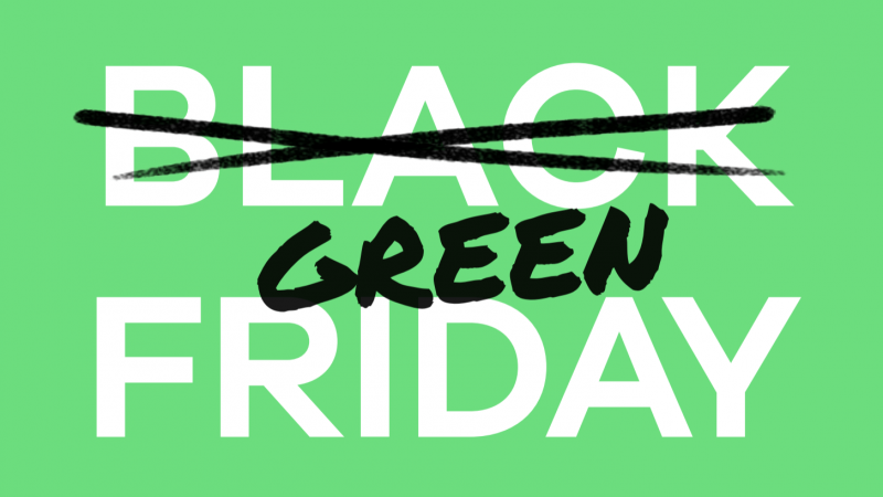 Green Friday Is Surfdome S Answer To Black Friday New Initiative Helping Environmental Charities Boardsport Source