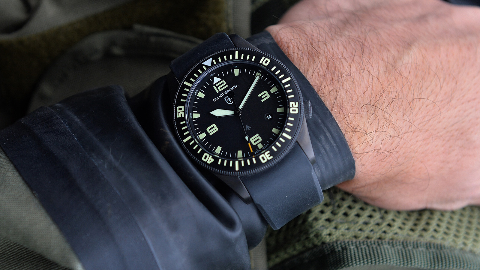 Elliot Brown SS20 Watches