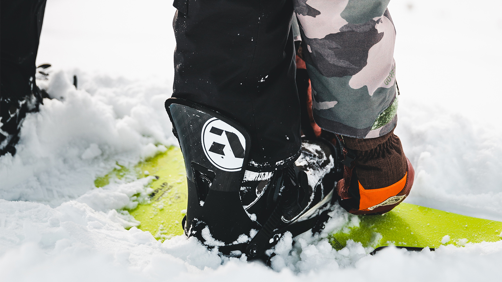 Amplid FW20/21 Snowboard Bindings