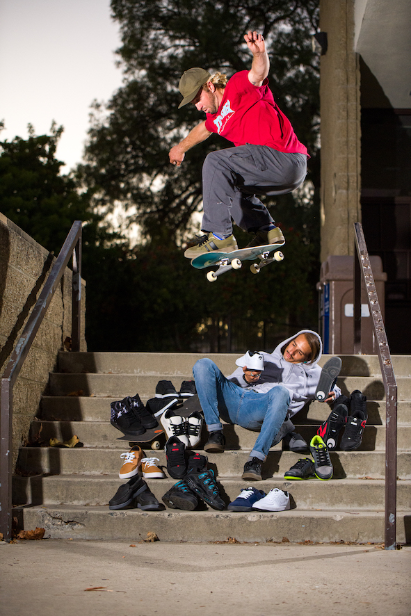 Osiris FW20/21 Skate Shoes