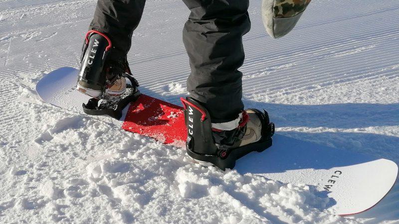 Clew FW20/21 Snowboard Bindings
