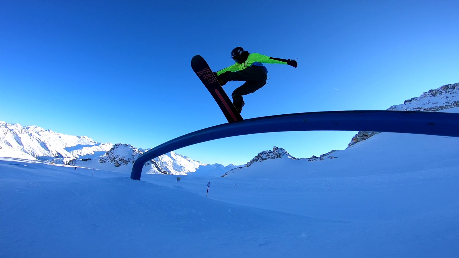 Easy FW20/21 Snowboard Preview