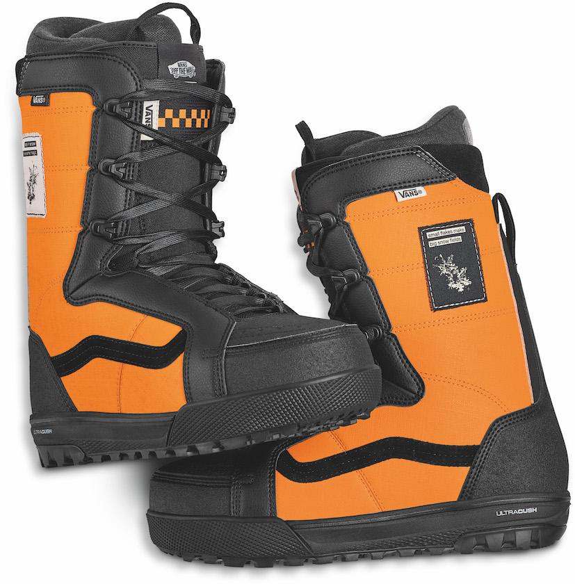 VANS FW20/21 Snowboard Boots