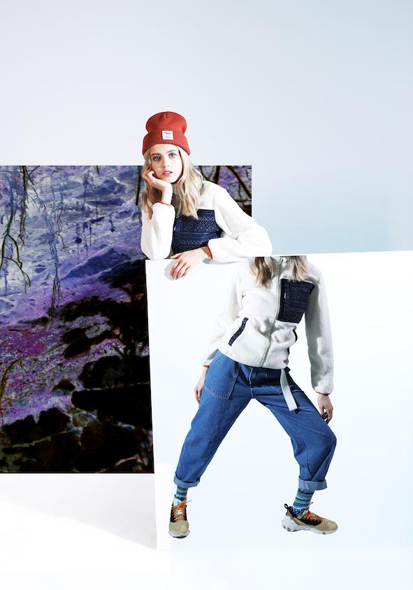 Irie Daily FW20/21 Women's Streetwear