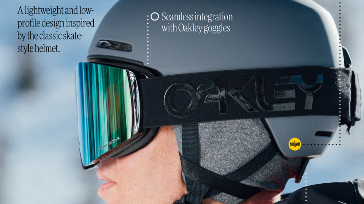 Oakley FW20/21 Snow Helmets
