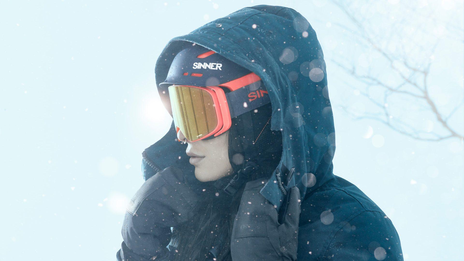 SINNER FW20/21 Snow Helmets