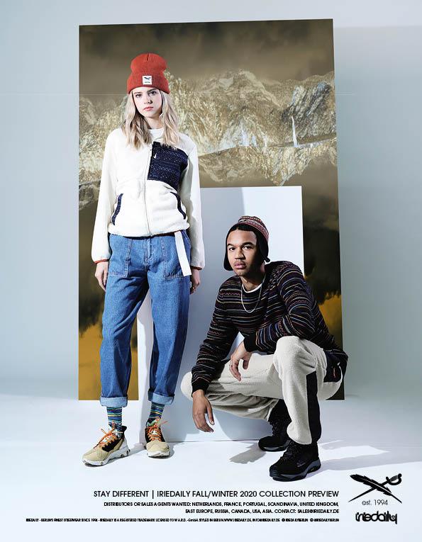 99 Irie Daily streetwear