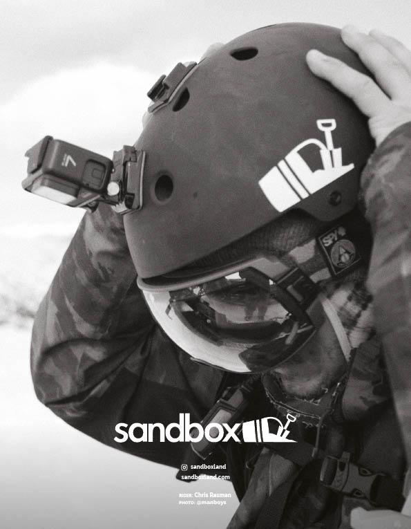 99 Sandbox helmets and Protection