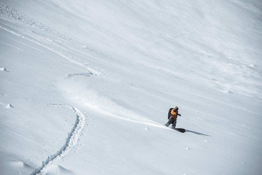 Korua FW20/21 Snowboard