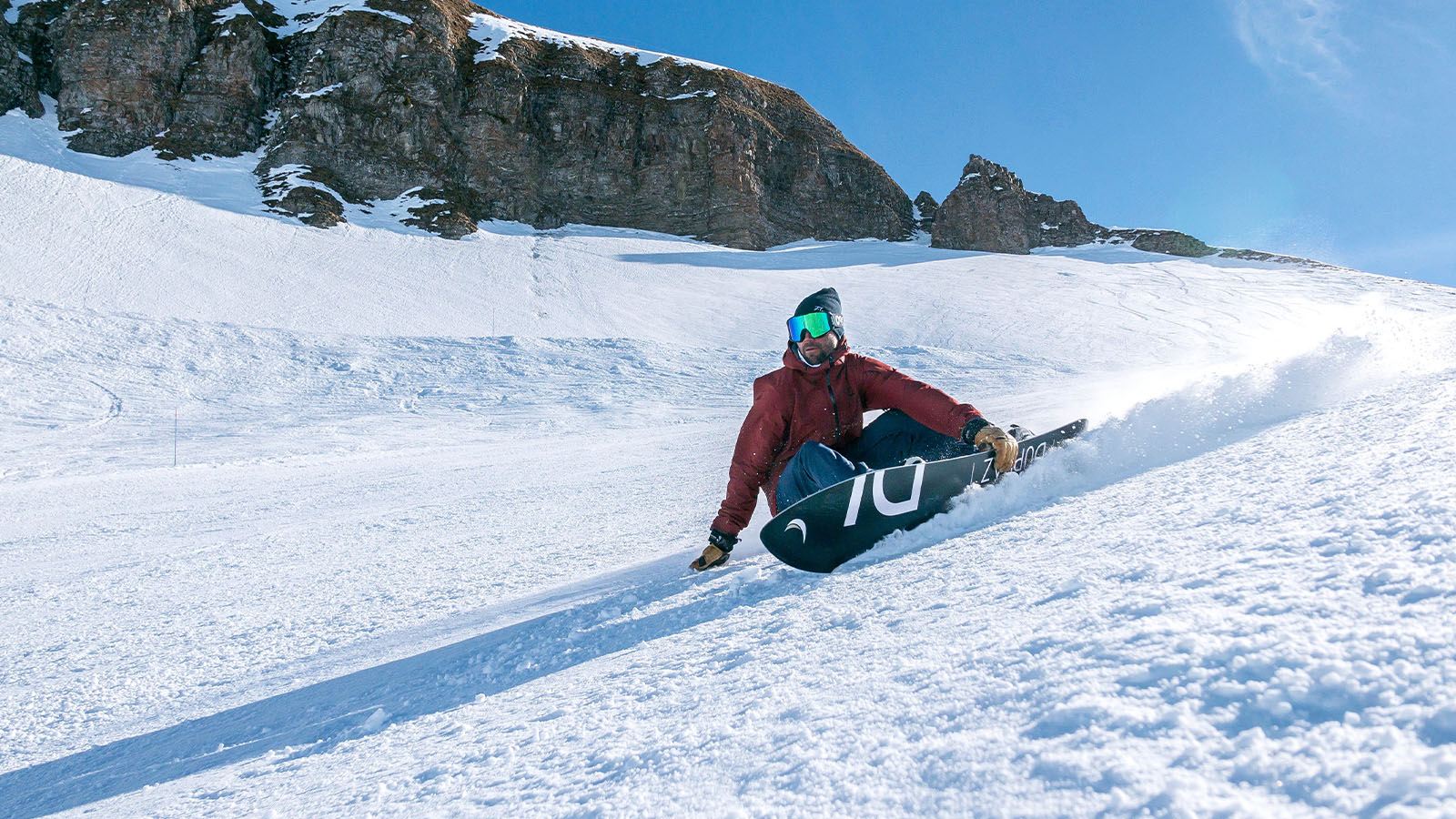 Dupraz FW20/21 Snowboard Preview
