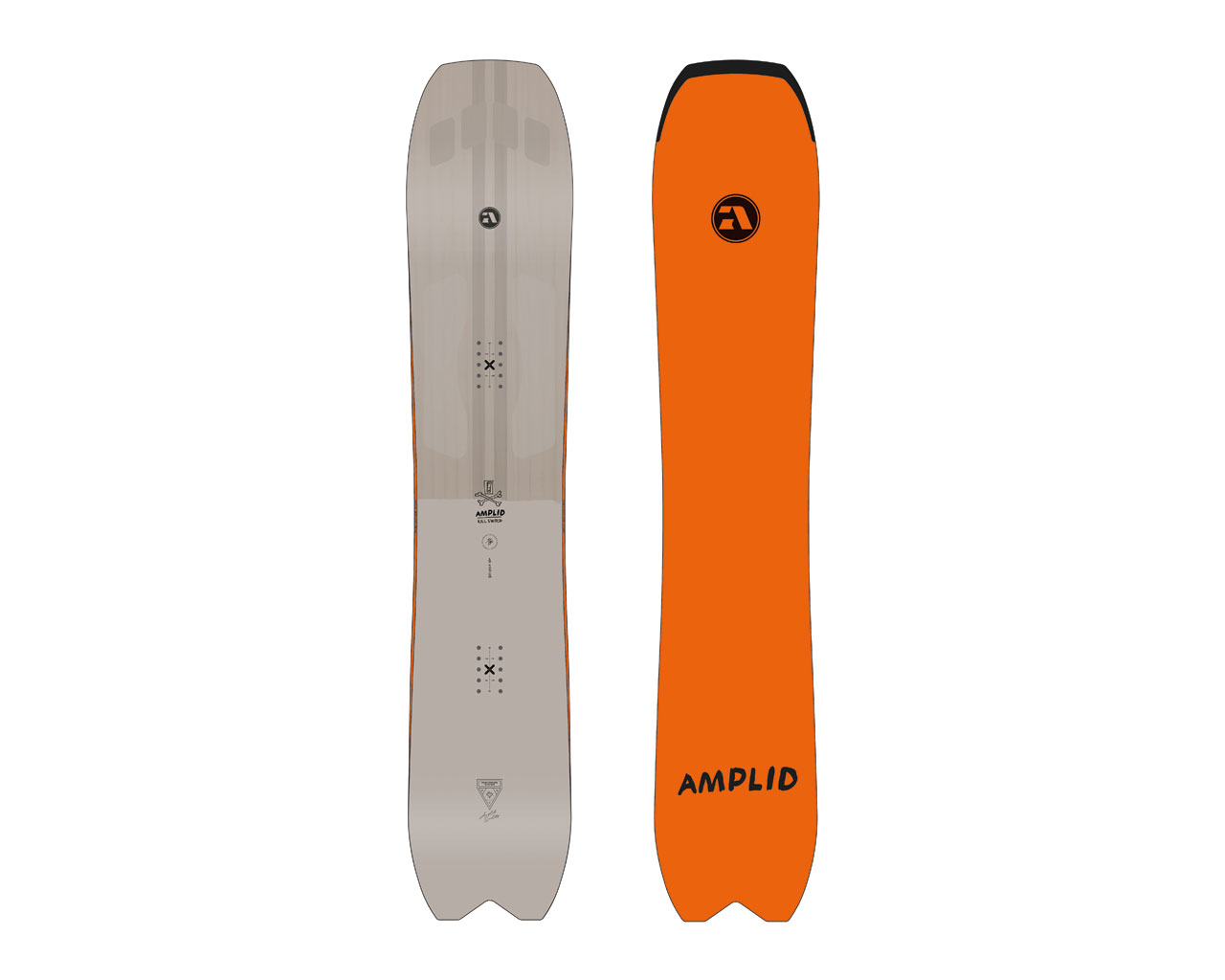 Amplid FW20/21 Snowboard Preview