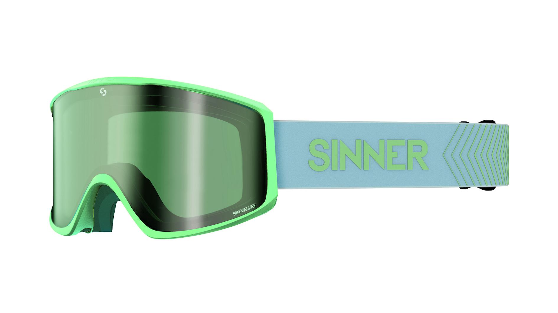 Sinner FW20/21 Goggles