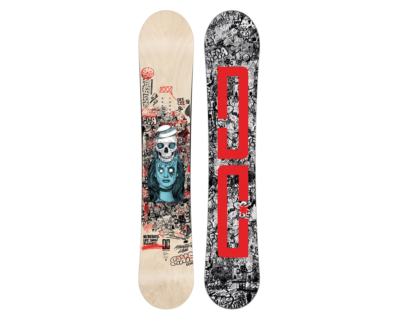 DC FW20/21 Snowboard Preview