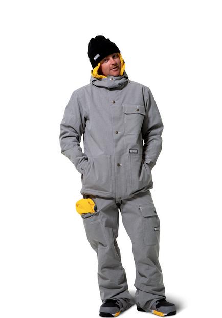 DC FW20/21 Men's Outerwear Preview