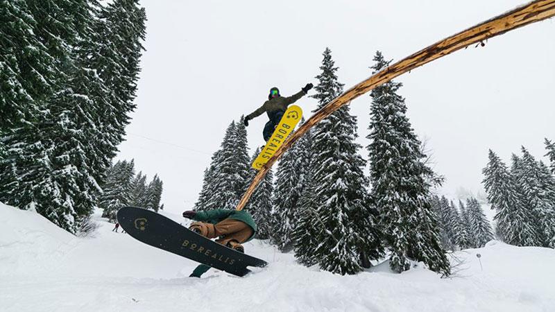 Borealis FW20/21 Snowboard Preview