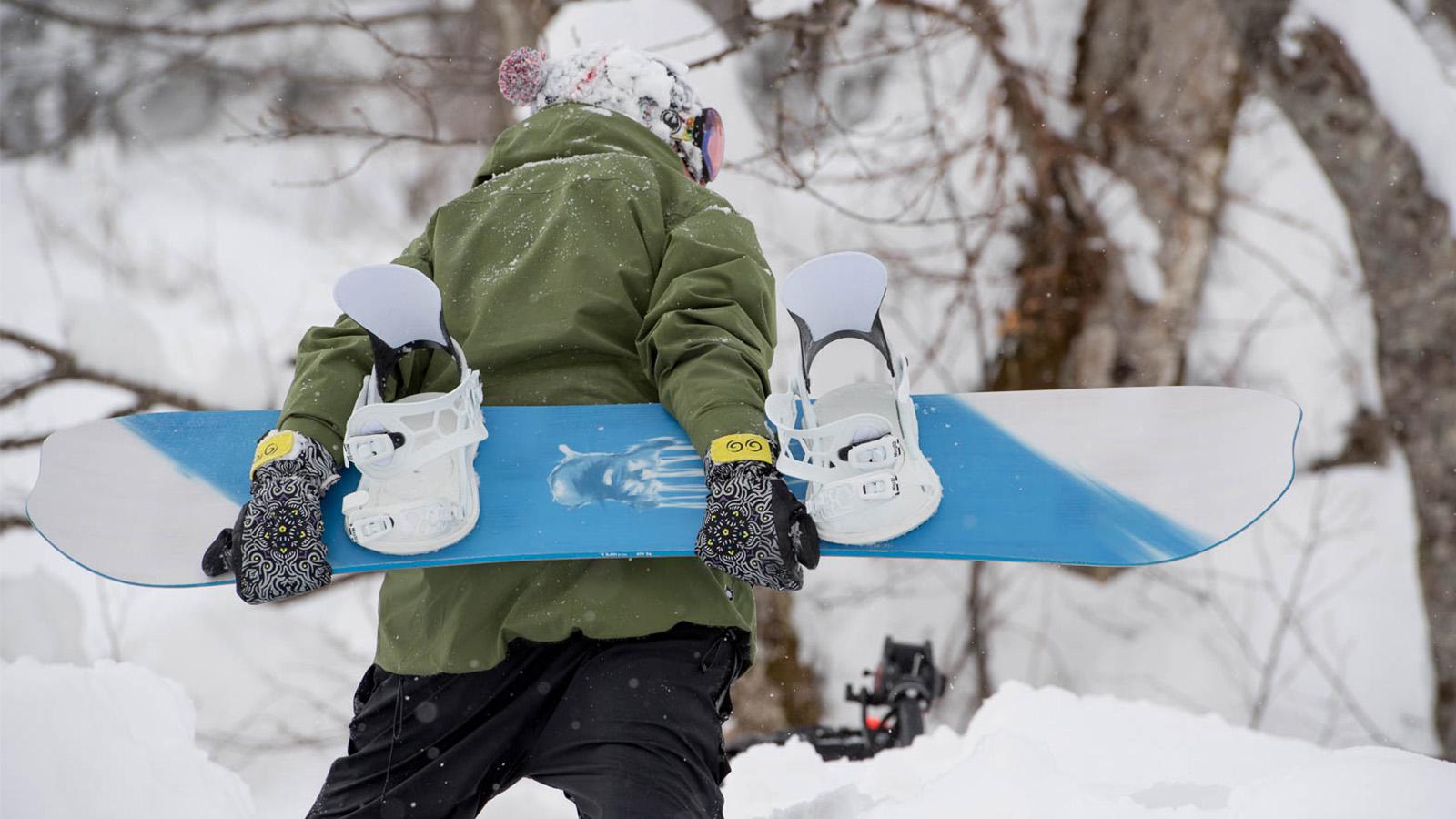 Slash FW20/21 Snowboard Preview