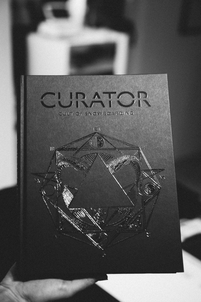 Curator Vol II by Stefan Goetschl