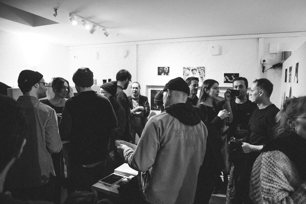 Curator Volume II Release Party by Stefan Goetschl
