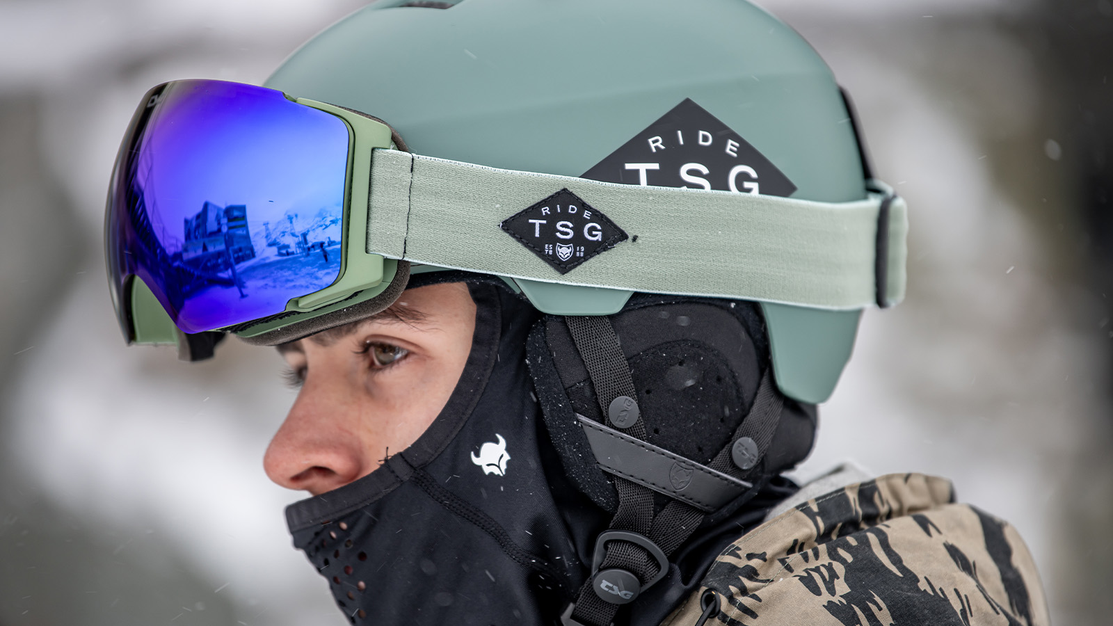 TSG FW20/21 Snow Helmets