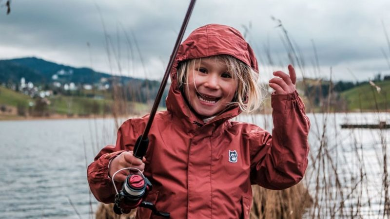 Namuk specialise in high-quality outdoor clothing for kids