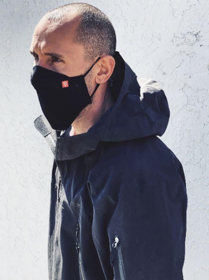 Airholes face mask