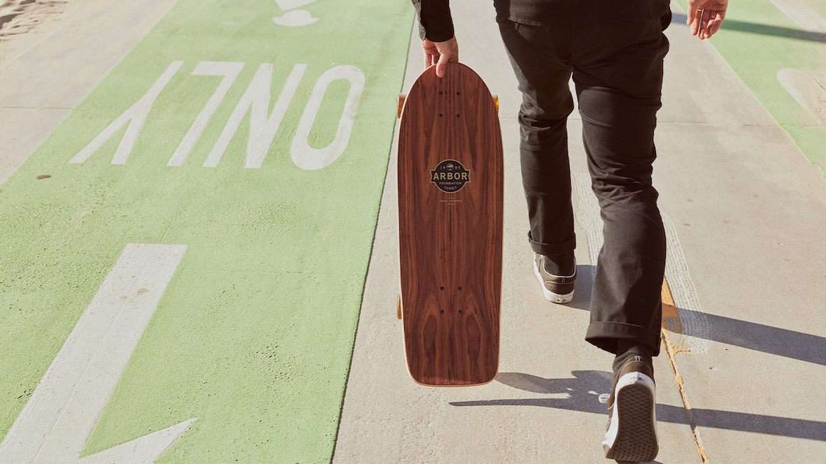 Arbor 2020 Longboards